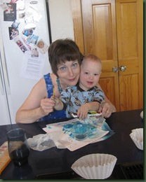 painting with nanaw